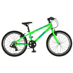 Squish 20 Green Bike